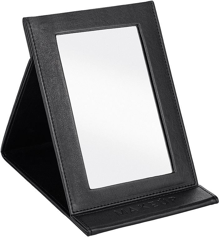 Miroir pilable, noir - MakeUp Tabletop Cosmetic Mirror Black