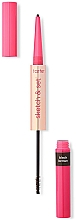 Parfums et Produits cosmétiques Crayon à sourcils et gel teinté - Tarte Cosmetics Sketch & Set™ Brow Pencil & Tinted Gel