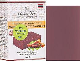 Parfums et Produits cosmétiques Savon à l'extrait de tamarin - Sabai Thai Herbal Tamrind Soap