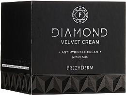 Parfums et Produits cosmétiques Crème à l'acide hyaluronique pour visage - Frezyderm Diamond Velvet Anti-Wrinkle Cream For Ripe Skin