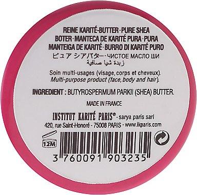 Beurre de karité parfumé Jungle paradisiaque, 100 % pur - Institut Karite Jungle Paradise Scented Shea Butter — Photo N3