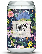 Parfums et Produits cosmétiques Bougie parfumée à la cire de noix de coco, Printemps - FraLab Daisy Candle