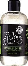 Parfums et Produits cosmétiques Gel lavant hypoallergénique aux protéines d'avoine pour visage et corps - Zielone Laboratorium
