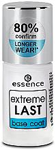Parfums et Produits cosmétiques Base coat - Essence Extreme Last Base Coat