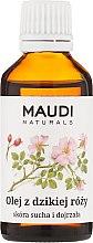 Parfums et Produits cosmétiques Huile d'églantier pour peaux sèches et matures - Maudi