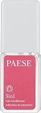 Parfums et Produits cosmétiques Soin revitalisant pour ongles - Paese Treatments 5 in 1