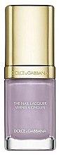 Parfums et Produits cosmétiques Vernis à ongles - Dolce & Gabbana The Intense Nail Lacquer