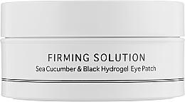 Parfums et Produits cosmétiques Patchs hydrogel contour des yeux - BeauuGreen Sea Cucumber & Black Hydrogel Eye Patch