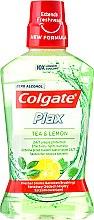 Parfums et Produits cosmétiques Bain de bouche au thé et citron - Colgate Plax Tea&Lemon