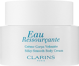 Parfums et Produits cosmétiques Crème à l'extrait de graines hibiscus esculentus pour corps - Clarins Eau Ressourcante