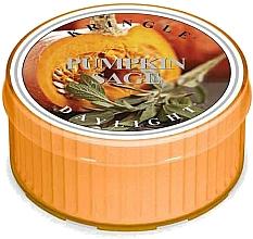 Parfums et Produits cosmétiques Bougie chauffe-plat - Kringle Candle Pumpkin Sage Daylight