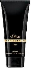 Parfums et Produits cosmétiques S.Oliver Selection for Men - Gel douche