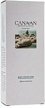 Parfums et Produits cosmétiques Savon crème aux minéraux de la mer Morte pour corps - Canaan Minerals & Herbs Body Cream Soap
