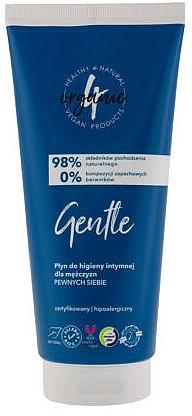 Fluide d'hygiène intime pour homme - 4Organic Gentle Man Intimate Gel