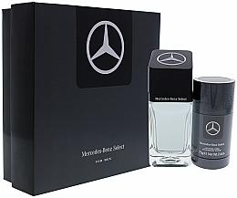 Parfums et Produits cosmétiques Coffret - Mercedes Benz Select Gift Set (eau de toilette/100ml + déodorant stick/75ml)
