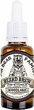 Parfums et Produits cosmétiques Huile à barbe à l'arôme de forêt de pins - Mr. Bear Family Brew Oil Woodland