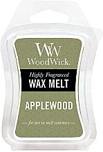 Parfums et Produits cosmétiques Cire parfumée pour lampe aromatique - WoodWick Wax Melt Applewood