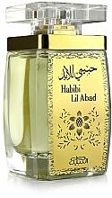 Parfums et Produits cosmétiques Nabeel Habibi Lil Abad - Eau de Parfum