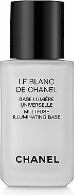 Base de maquillage illuminante - Chanel Le Blanc de Chanel Multi-Use Illuminating Base — Photo N1