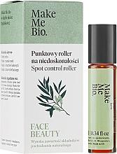 Parfums et Produits cosmétiques Roll-on anti-taches à l'huile d'arbre à thé pour visage - Make Me Bio Face Beauty Spot Control Roller