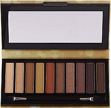Parfums et Produits cosmétiques Palette de fards à paupières - Avon Glowing Gold