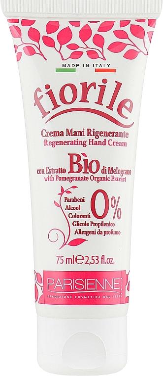 Crème à l'extrait de grenade pour mains - Parisienne Italia Fiorile Pomergranate Hand Cream