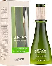 Parfums et Produits cosmétiques Émulsion visage à 83% d'extrait de lin de Nouvelle-Zélande - The Saem Urban Eco Harakeke Emulsion