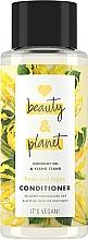 Parfums et Produits cosmétiques Après-shampooing à l'huile de coco et ylang ylang - Love Beauty And Planet Coconut Oil & Ylang Ylang Conditioner