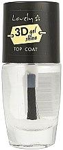 Parfums et Produits cosmétiques Top coat - Lovely 3D Shine