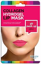 Parfums et Produits cosmétiques Masque hydrogel au collagène pour les lèvres - Beauty Face 3D Push-Up Collagen Hydrogel Lip Mask