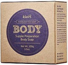 Parfums et Produits cosmétiques Savon pour visage et corps - Klairs Supple Preparation Body Soap
