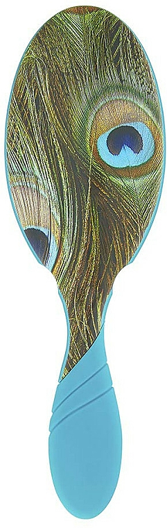 Brosse démêlante - Wet Brush Pro Detangler Free Sixty Peacock — Photo N4