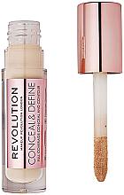 Parfums et Produits cosmétiques Correcteur visage - Makeup Revolution Conceal and Define Concealer
