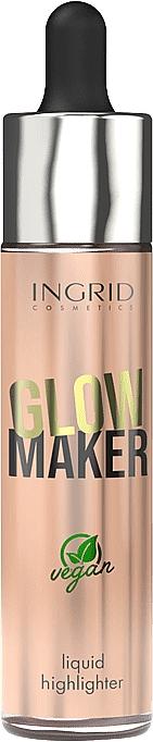 Enlumineur liquide - Ingrid Cosmetics Glow Maker Bali Vegan Highlighter