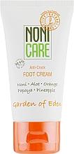 Parfums et Produits cosmétiques Crème aux huiles naturelles pour pieds - Nonicare Garden Of Eden Foot Cream Anti-Crack