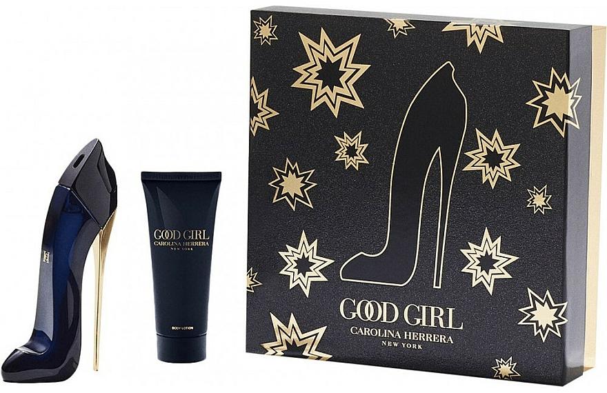 Carolina Herrera Good Girl - Coffret (eau de parfum/50ml + lotion pour corps/75ml) — Photo N1