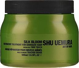 Parfums et Produits cosmétiques Masque à l'huile d'argan pour cheveux - Shu Uemura Art Of Hair Silk Bloom Restorative Treatment