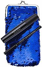 Parfums et Produits cosmétiques Set (mascara/18ml + crayon pour les yeux/1,1g + sachet) - NoUBA Eye'M Maxitech Lift Up Mascara