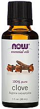 Parfums et Produits cosmétiques Huile essentielle de girofle - Now Foods Essential Oils 100% Pure Clove