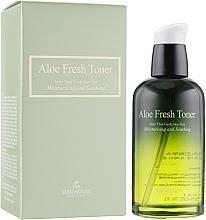 Parfums et Produits cosmétiques Lotion tonique à l'extrait d'aloe vera - The Skin House Aloe Fresh Toner