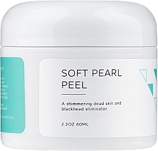 Parfums et Produits cosmétiques Crème exfoliante scintillante aux graines d'abricot pour visage - Ofra Soft Pearl Peel