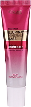 Parfums et Produits cosmétiques Base de teint illuminatrice à l'acide hyaluronique et minéraux - Vollare Glow Effect Illuminating Mineral Base