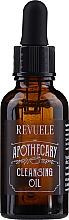 Parfums et Produits cosmétiques Huile nettoyante à l'huile de pépins de raisin pour visage - Revuele Apothecary Cleansing Oil