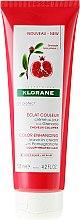 Parfums et Produits cosmétiques Crème de jour éclat couleur à la grenade pour cheveux - Klorane Color Enhancing Leave-In Cream With Pomegranate