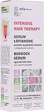 Parfums et Produits cosmétiques Sérum anti-chute à l'huile de bardane pour cheveux - Elfa Pharm Burdock Serum