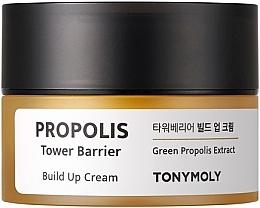 Parfums et Produits cosmétiques Crème à l'extrait de propolis verte pour visage - Tony Moly Propolis Tower Barrier Build Up Cream
