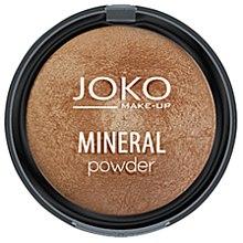 Parfums et Produits cosmétiques Poudre compacte minérale pour visage - Joko Mineral Powder