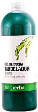 Parfums et Produits cosmétiques Gel douche modelant aux algues - Tot Herba Shower Gel