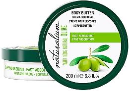 Parfums et Produits cosmétiques Crème corporelle aux olives - Naturalium Olive Body Butter