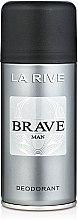 Parfums et Produits cosmétiques La Rive Brave Man - Déodorant spray parfumé